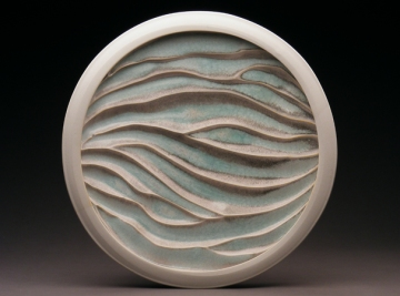 Amy Smith - Carved Platter