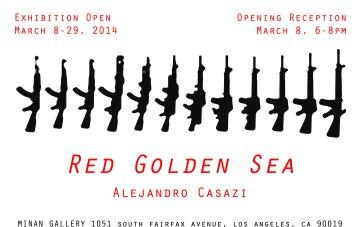 Red Golden Sea